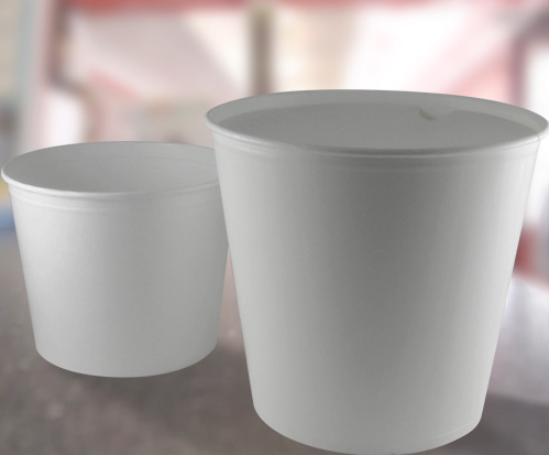 Image result for paper buckets